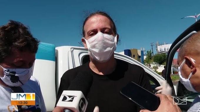 OFICIAL - Prefeito Fábio Gentil anuncia em nota que testou positivo para o Covid-19