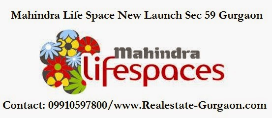 Mahindra new project. mahindra sector 59 gurgaon, mahindra new launch gurgaon, mahindra prelaunch, maindra lifespace sec 59, mahindra golf course extension road gurgaon, mahindra sec 59 gurgaon