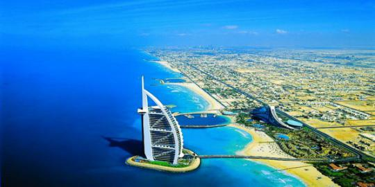Sebuah alasan mengapa Dubai menjadi kota yang sangat kaya