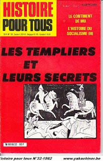 histoire sur les Templiers