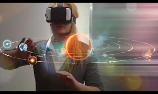 Perbedaan AR dan VR
