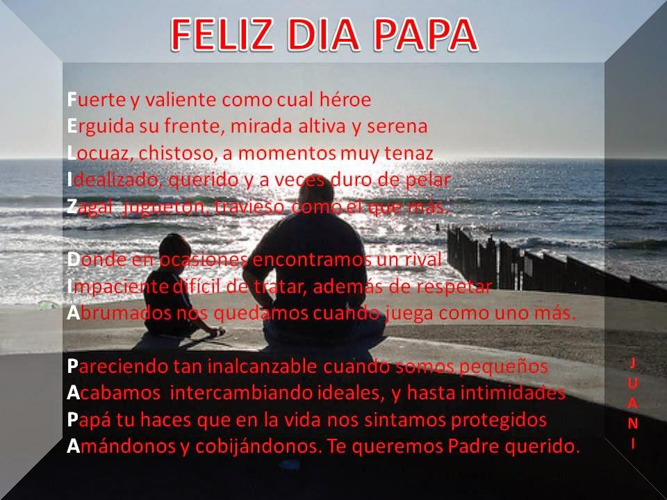 Frases para el Dia del padre - mensajes, poemas, poesias y lindas frases para el dia del padre - feliz dia del padre -imagenes.