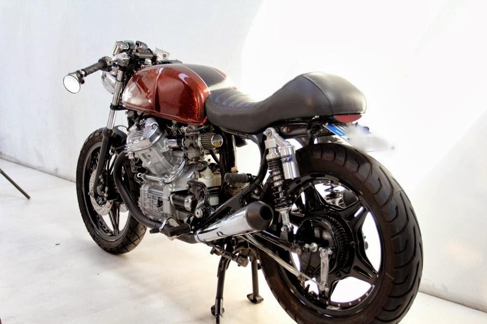 Honda Cx500 Cafe Racer Rino Scala Way2sd