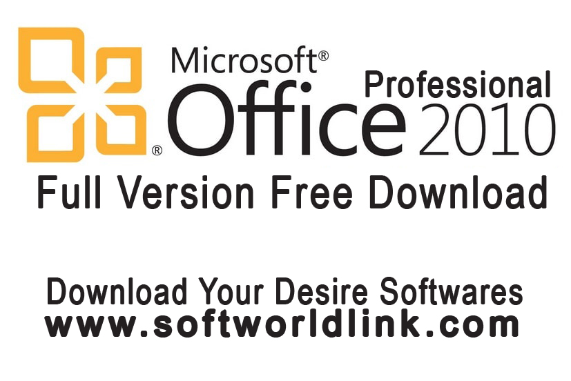microsoft office professional plus 2010 free download full version