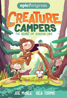 Creature Campers: The Secret of Shadow Lake