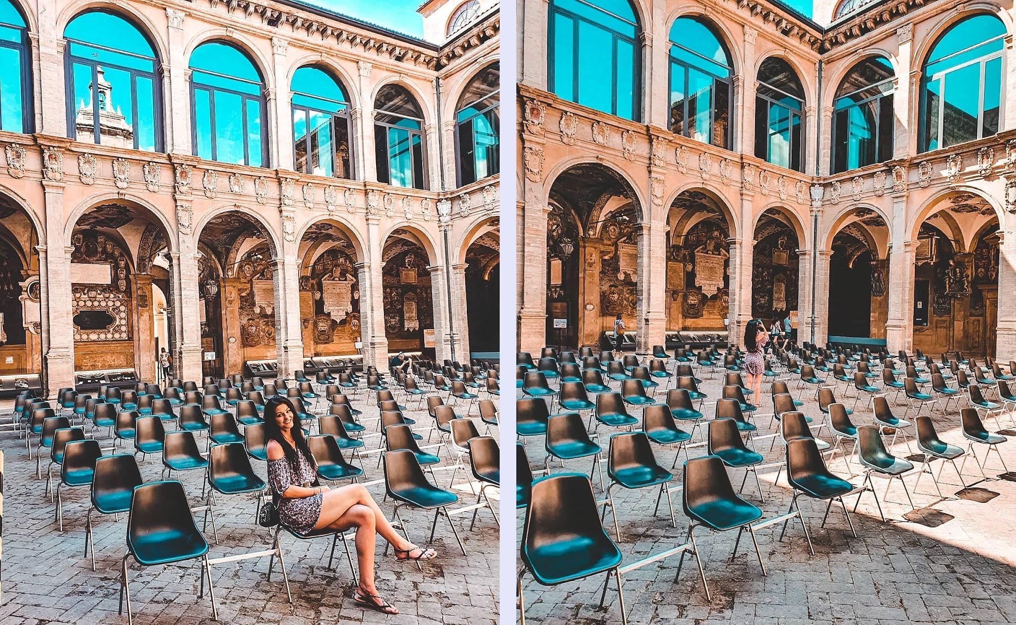 włoski teatr