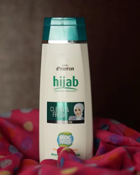 emeron hijab nutritive shampoo, emeron haircare, hijab shampoo