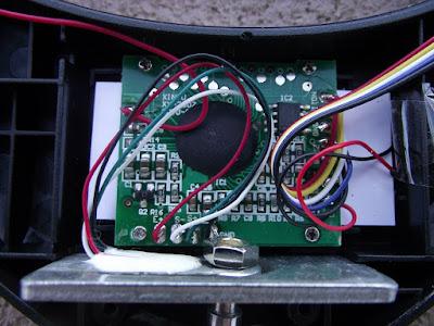 Placa de circuito impresso da balança