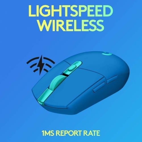 Review Logitech G305 Lightspeed Wireless Gaming Mouse