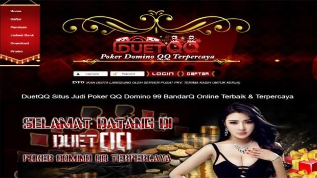 Aneka Situs Poker QQ Online Aman Terpercaya
