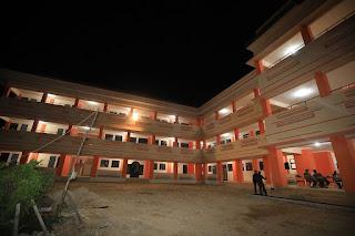Resmikan Gedung SMPN 7 dan Lantik Kepala Sekolah