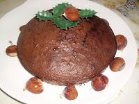 gâteau châtaignes et chocolat