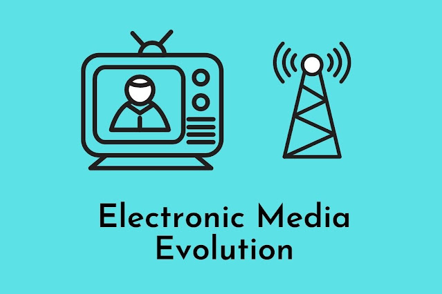 Electronic Media Evolution