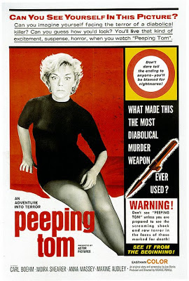 The Projection Booth Podcast: Episode 96: Peeping Tom