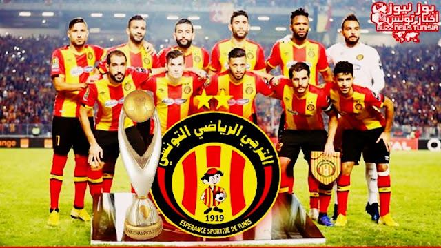 نهائي دوري أبطال إفريقيا إياب : التشكيلة الترجي الرياضي التونسي في مواجهة الوداد المغربي