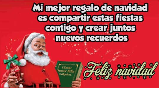 Mis mejores felicitaciones de navidad para ti