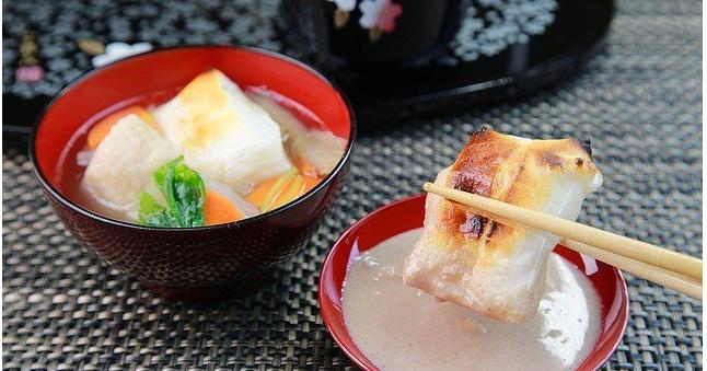 Resep Kue Mochi Jepang: Kue Mochi Jadi Makanan Tahun Baru Paling Mematikan Di