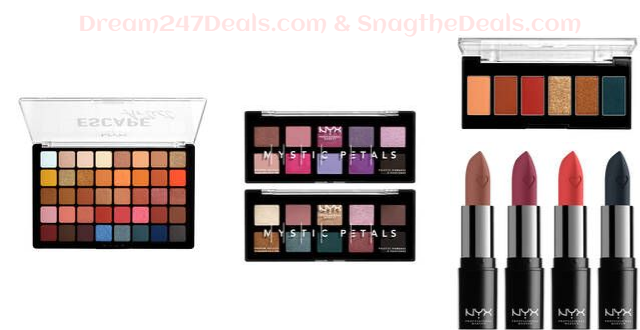 Free Shipping on Nyx Cosmetics