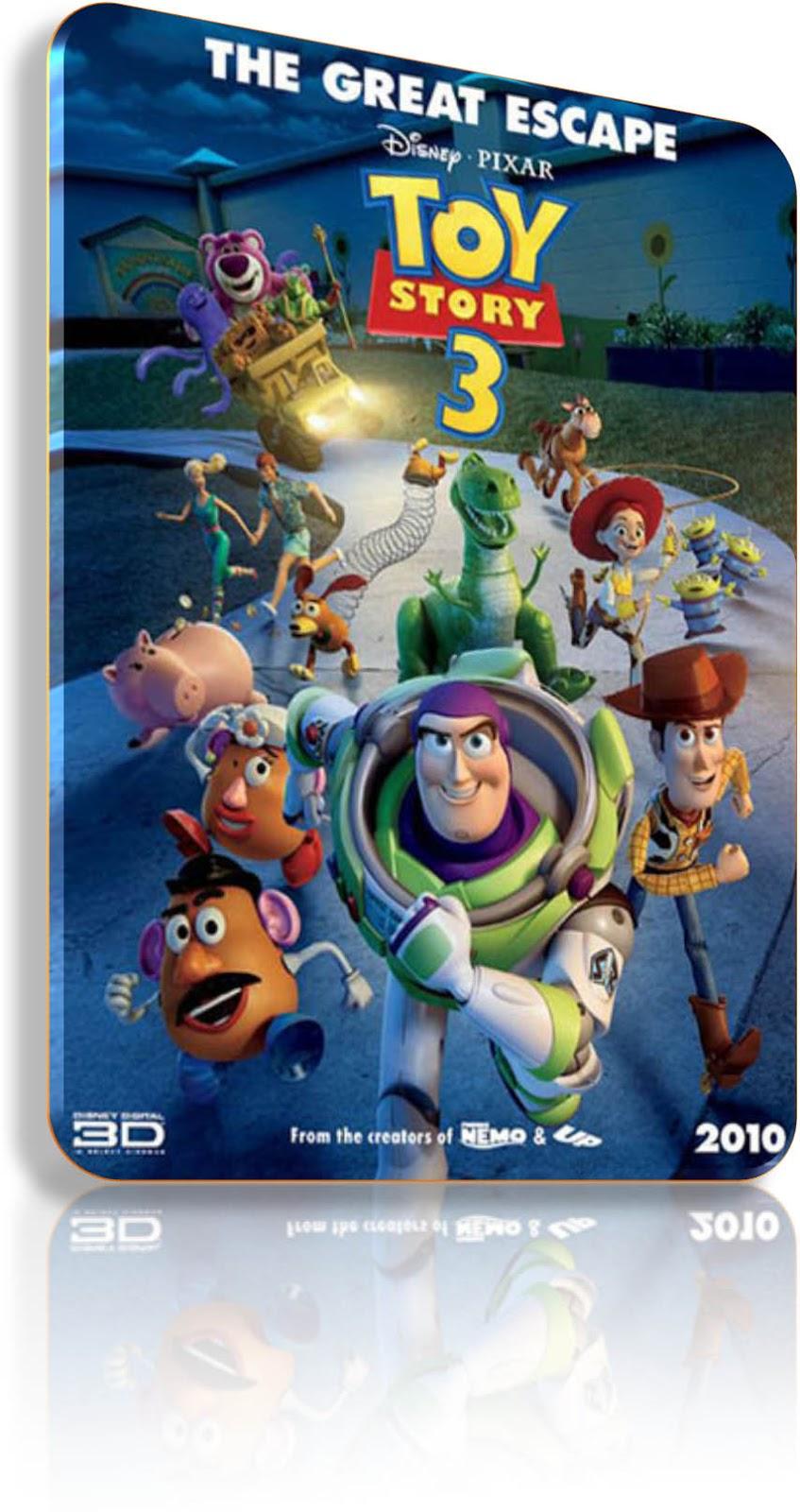 Urdu English Cartoon Movies Toy Story 3 2010 Urdu Hindi