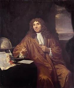 Lukisan Antonie Philips van Leeuwenhoek