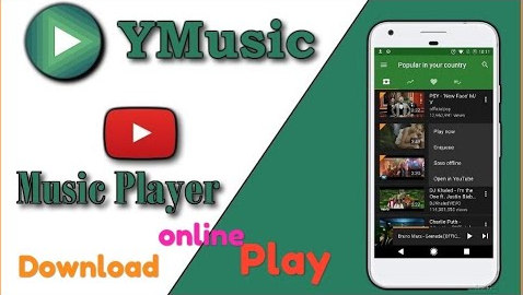 YMusic – YouTube Music Player & Downloader [Premium]