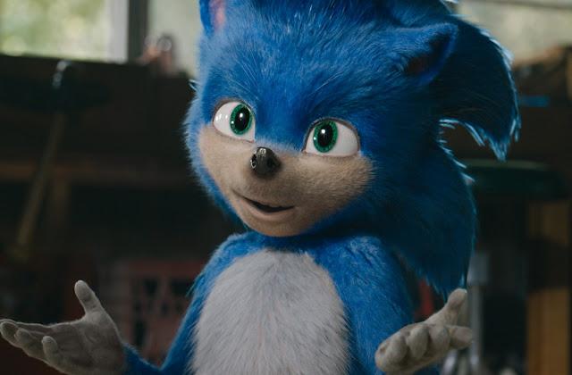 """""""Sonic: O Filme"""" tem data de lançamento adiada"""