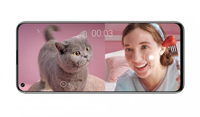 Huawei-nova-7-5g-display