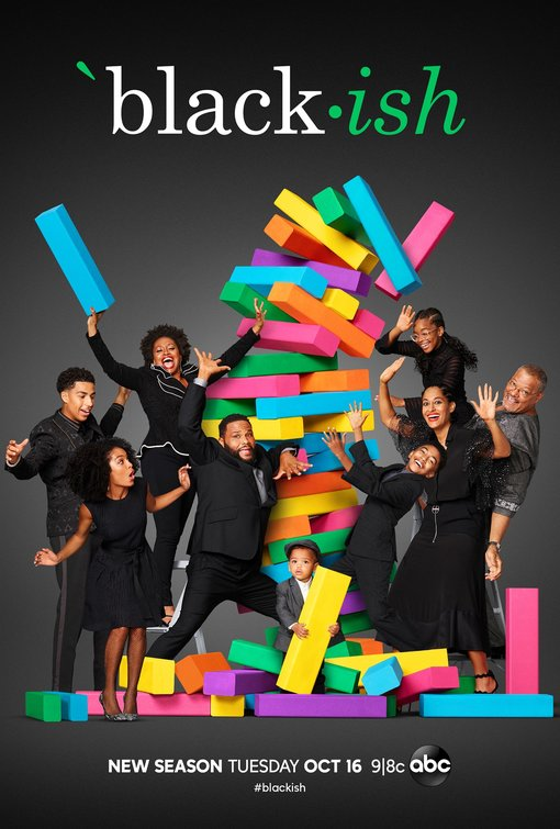 Blackish season 5 poster