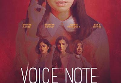 Sinopsis dan Senarai Pelakon Drama Voice Note