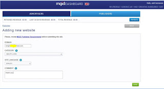 cara mendaftar publisher mgid