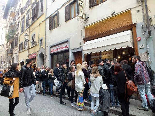 qué comer en Florencia