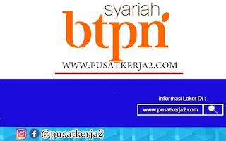 Lowongan Kerja SMA SMK D3 S1 BTPN Syariah September 2020