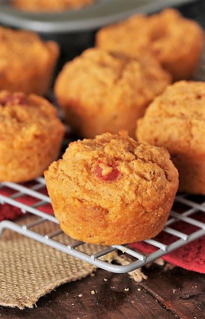 Spicy Salsa Muffins Image