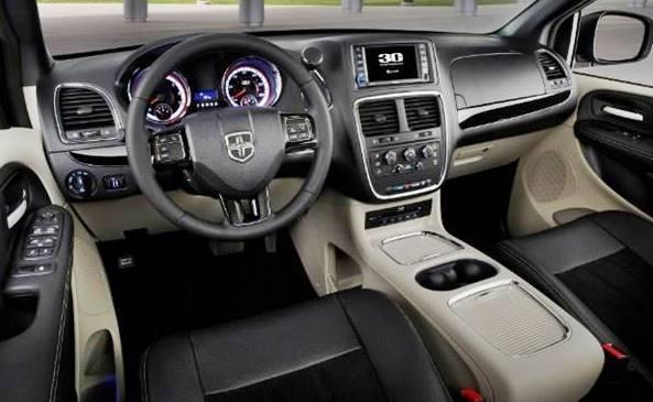2018 Dodge Grand Caravan Redesign