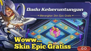 Dadu Keberuntungan Mobile Legends