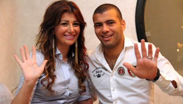 زوجات «كباتن» كرة القدم تهز عرش السوشيال ميديا.. يارا تثير الجدل - زوجات كباتن مصر - تعرف على زوجات كباتن مصر