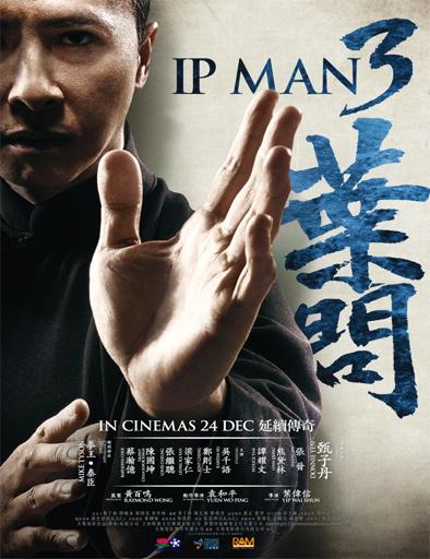 Ver Ip Man 3 (2015) Online