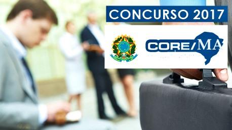 Concurso CORE-MA 2017
