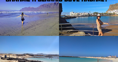 CANARIE A GENNAIO DOVE ANDARE? - Canarie Tips