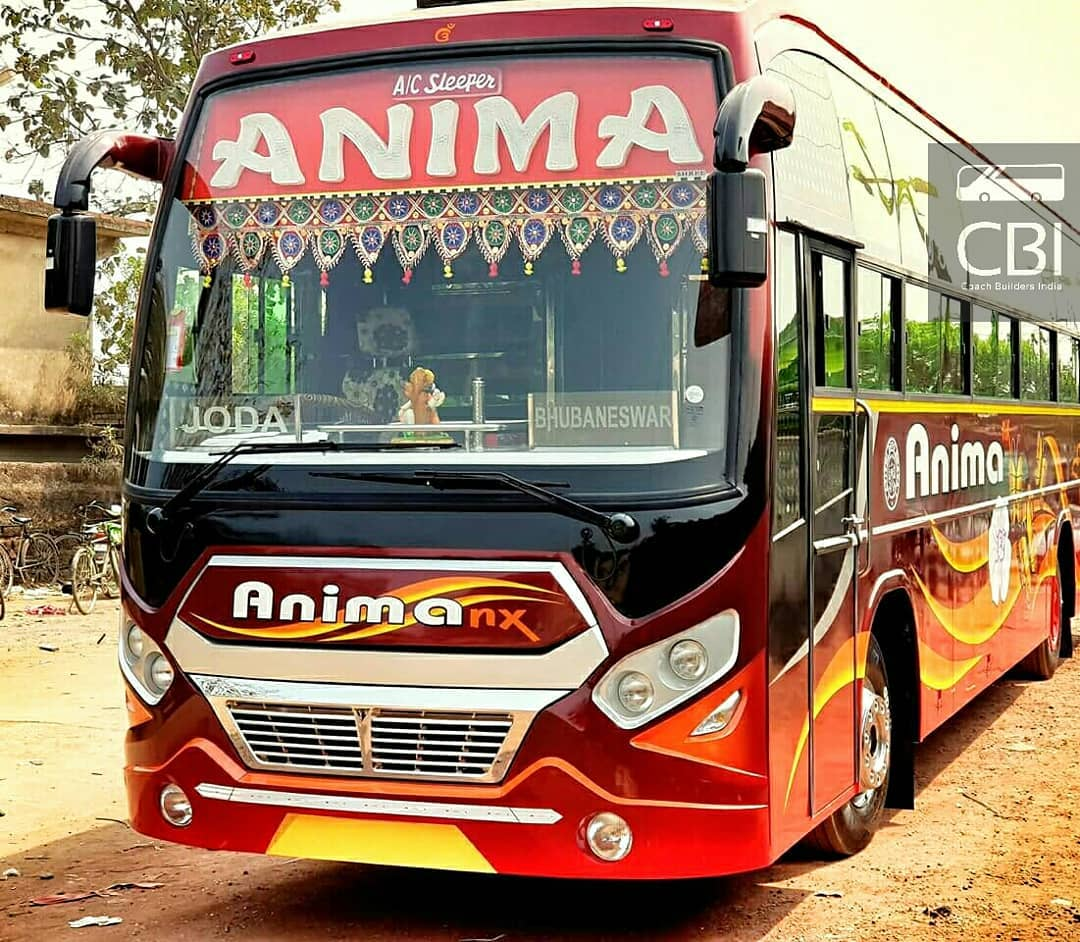 quality coach builders india bus building in india - HD 1080×942