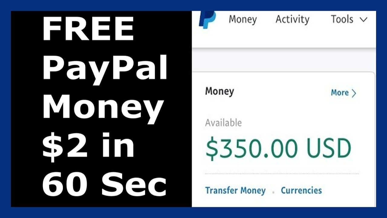 Claim $25 Paypal Gift Card For Free! Tested [20 Oct 2020]