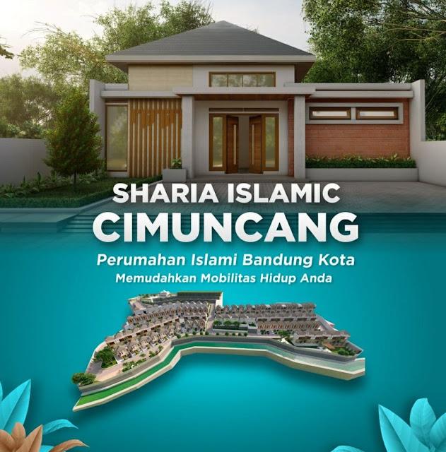 Sharia Islamic Cimuncang, Perumahan Syariah dekat Terminal Cicaheum bandung