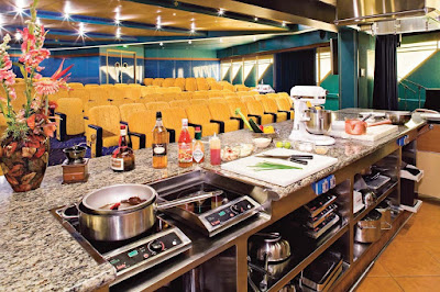 Holland America Offer Culinary Classes At Sea - Just one of the many activities onboard passengers can enjoy while at sea.