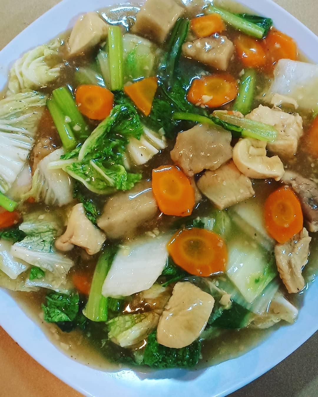 Resep Masak Capcay Sayur : resep, masak, capcay, sayur, Resep, Capcay