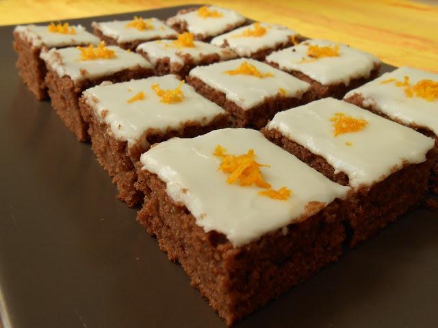 receta-de-cuadrados-de-chocolate-y-naranja