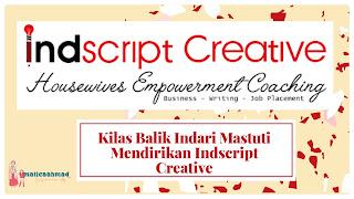 Kesuksesan Indscript creative