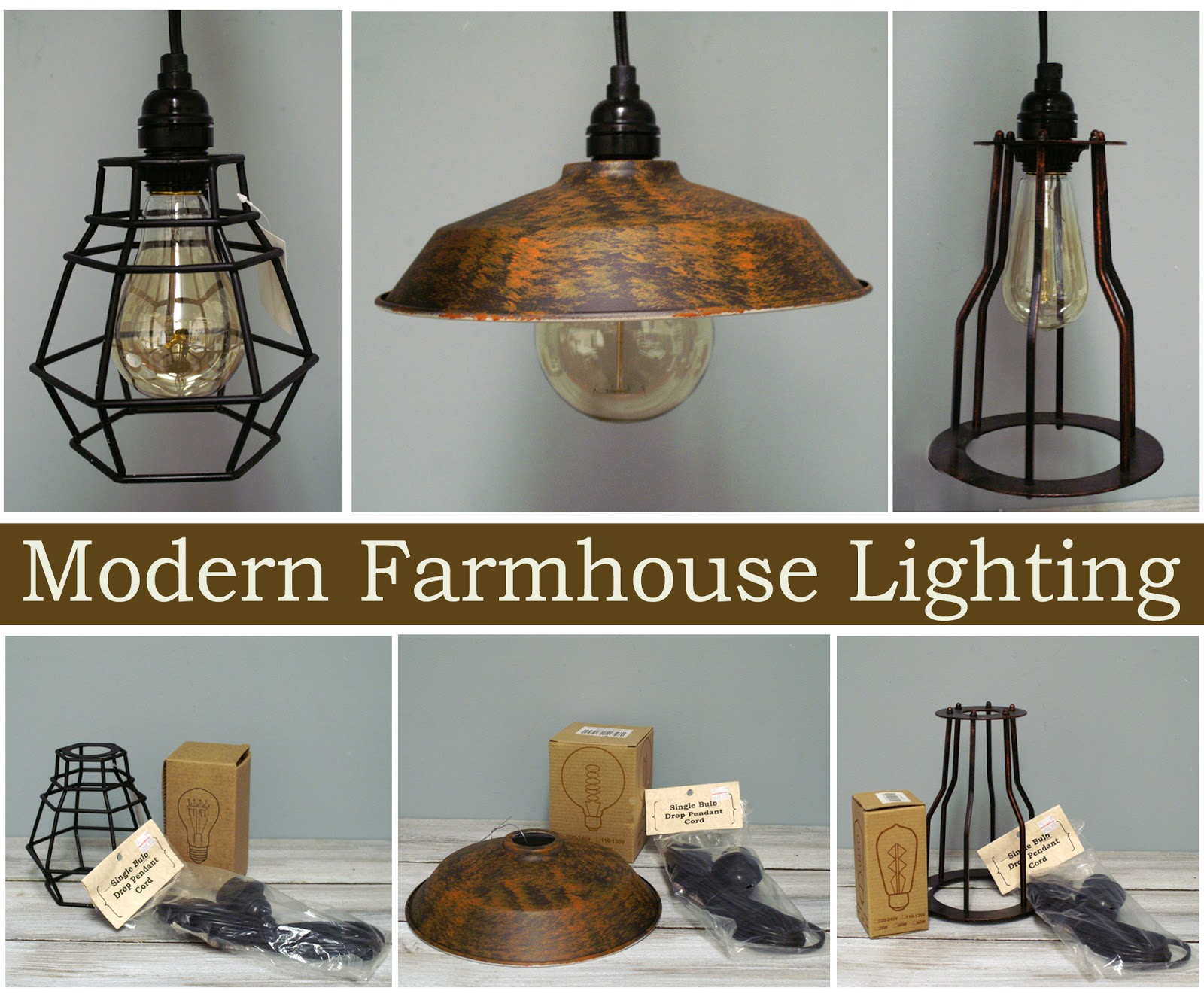 Ben Franklin Crafts and Frame Shop Modern Farmhouse Lighting At Ben Franklin