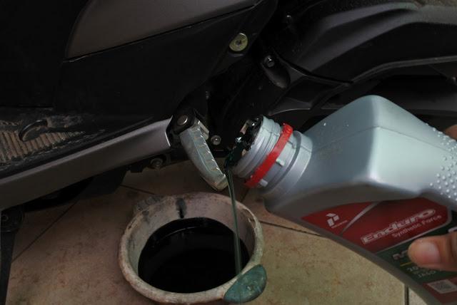 Enduro Oil, Oli Motor Terbaik