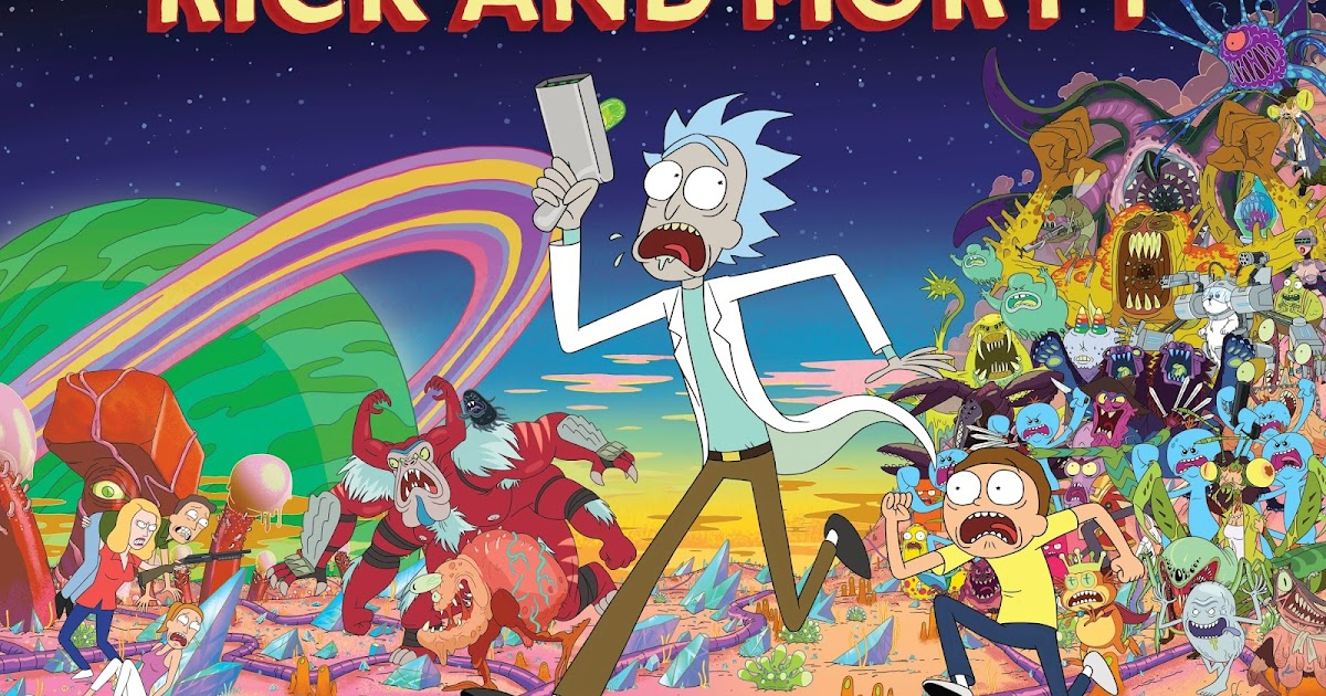 Rick And Morty Movie