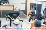 Kapolres, AKBP Welly Abdillah Hadiri Pelantikan Pengurus Ikatan Pencak Silat Kota Parepare